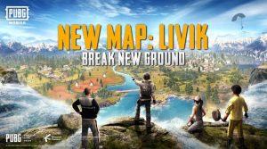 PUBG MOBILE - NEW MAP LIVIK